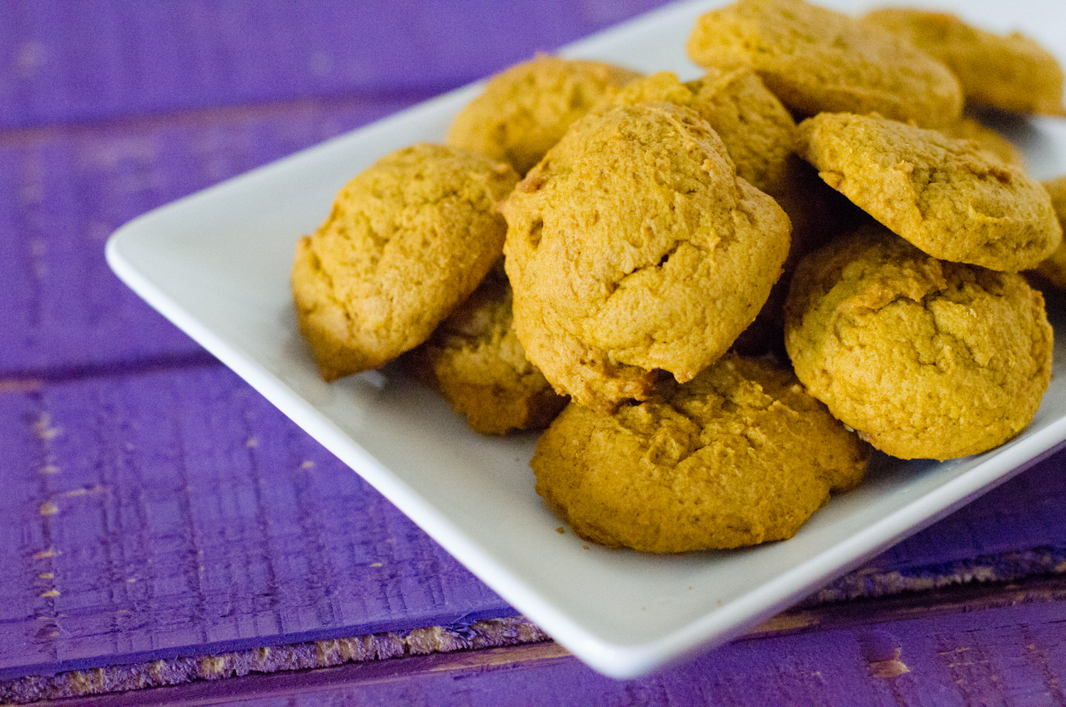 Pumpkin Cookies from Daisy At Home