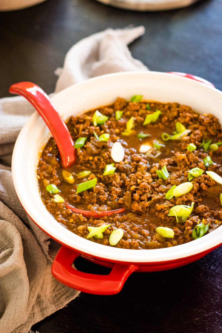 Beef Chili With No Beans Chef Sarah Elizabeth